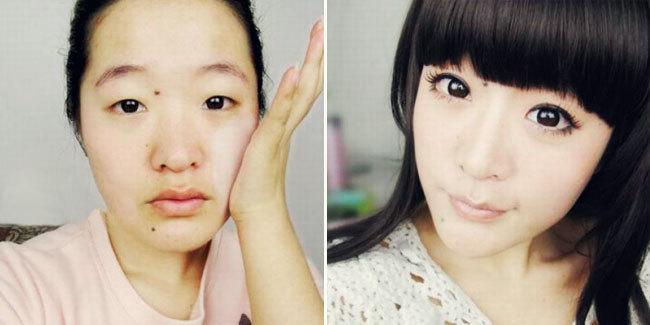 Cara Make Up Wajah Mirip Boneka