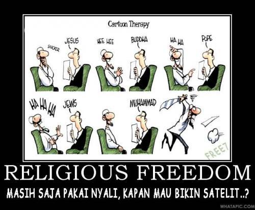 Karikatur Nabi Muhammad Karikatur Nabi Muhammad