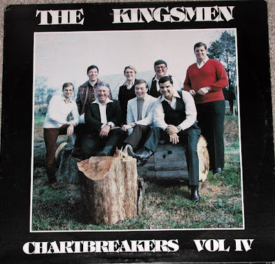 The Kingsmen Quartet-Chartbreakers-Vol 4-