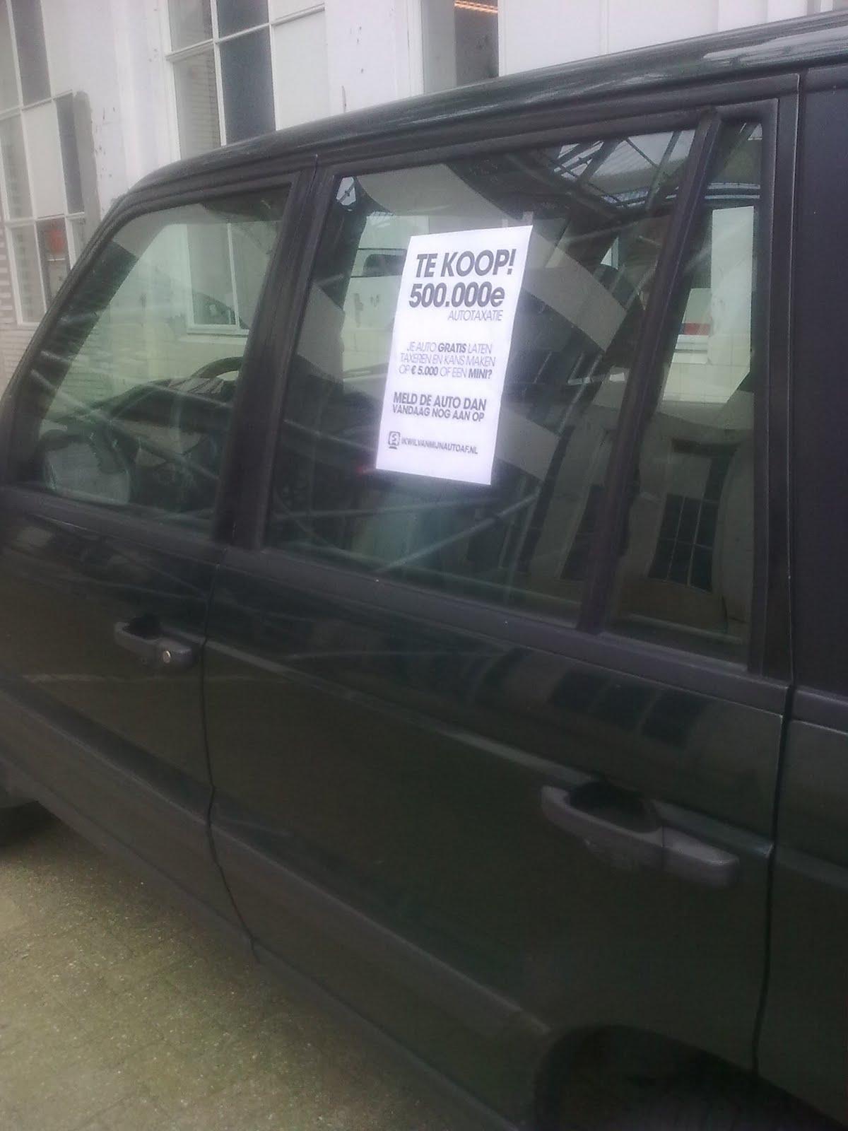Auto Verkopen Ikwilvanmijnautoaf Nl Autoinkoop Nieuws