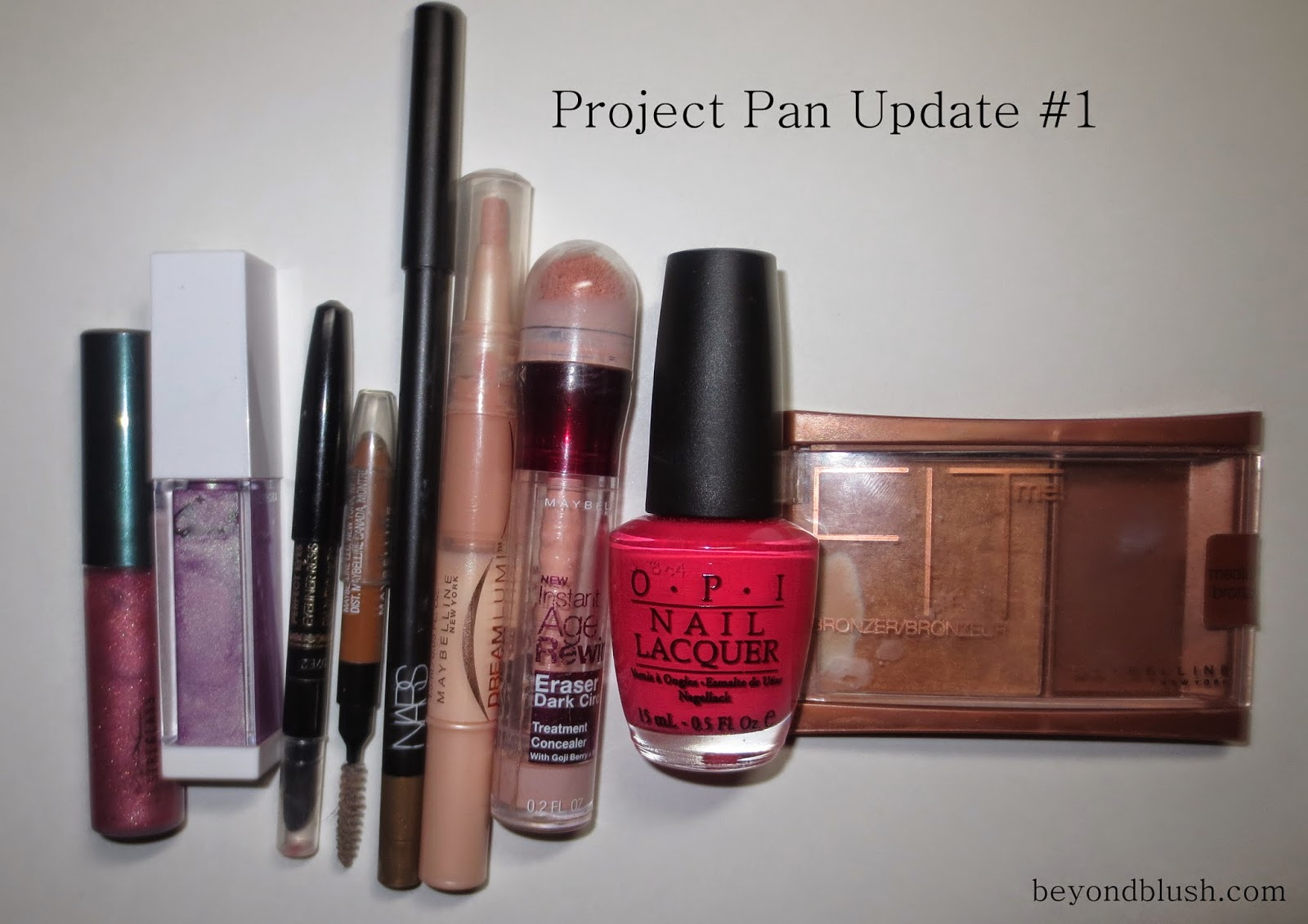 Project Pan Update #1