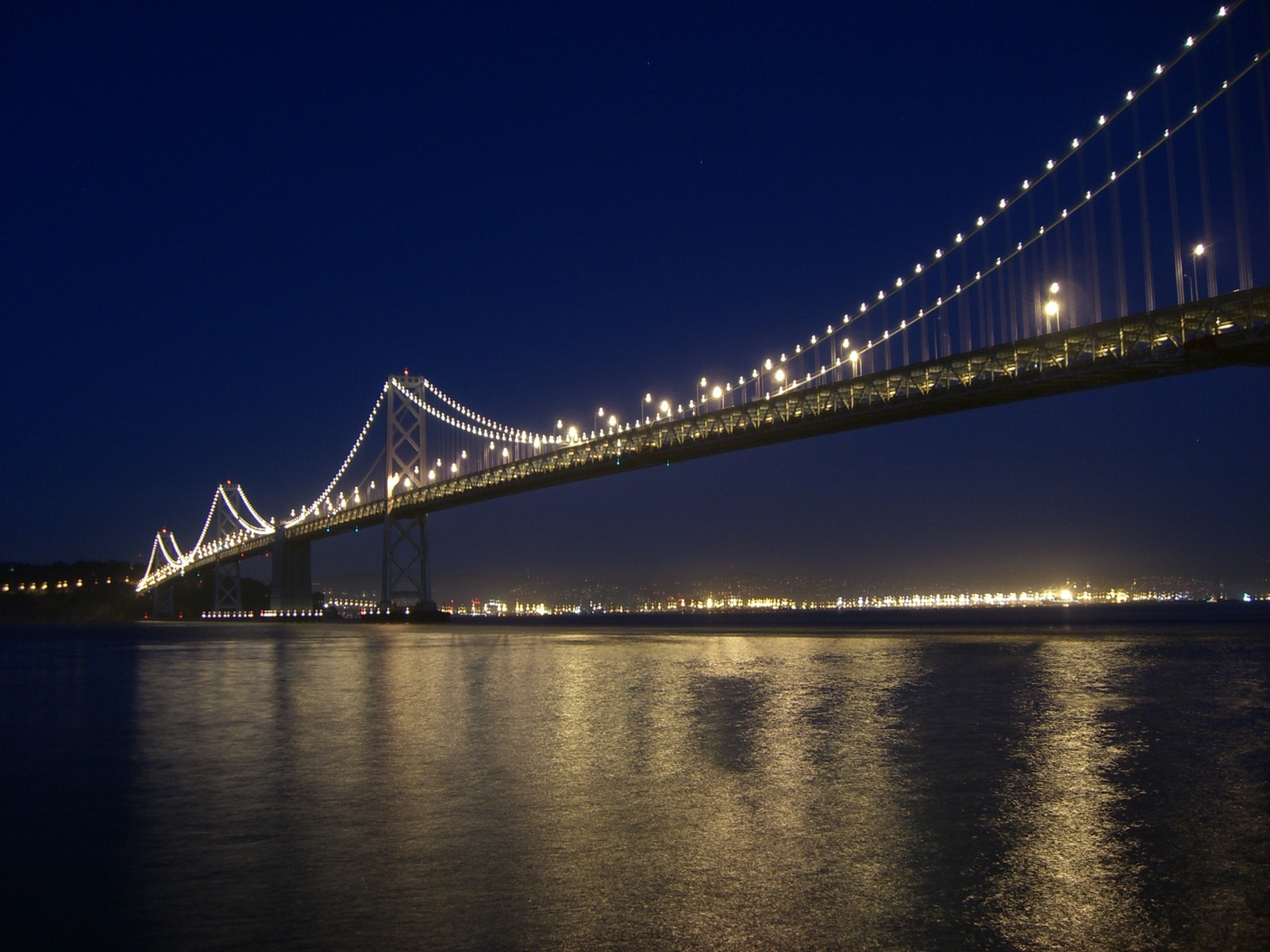 San Francisco (CA) United States  city photo : Travel Trip Journey: Bay Bridge San Francisco California United States