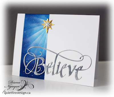 Diana Nguyen, Quietfire Design, Believe