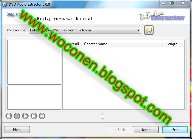 DVD Audio Extractor v6.0.0 full crack DVD Audio Extractor v6.0.0 full crack.