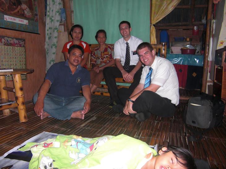 Leganez w/Pablero Family