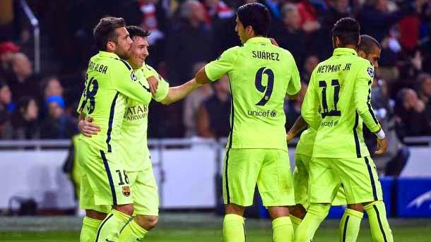Los nueve partidos que jugará el Barcelona hasta final de año