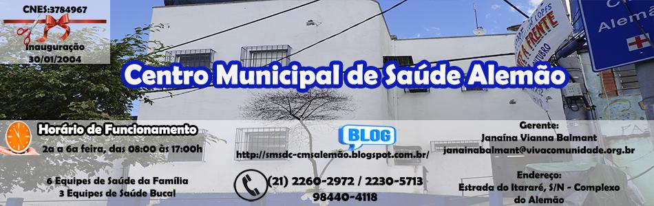 CMS ALEMÃO