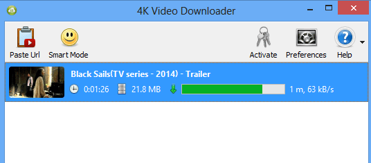 4K Video Downloader 3.4 download