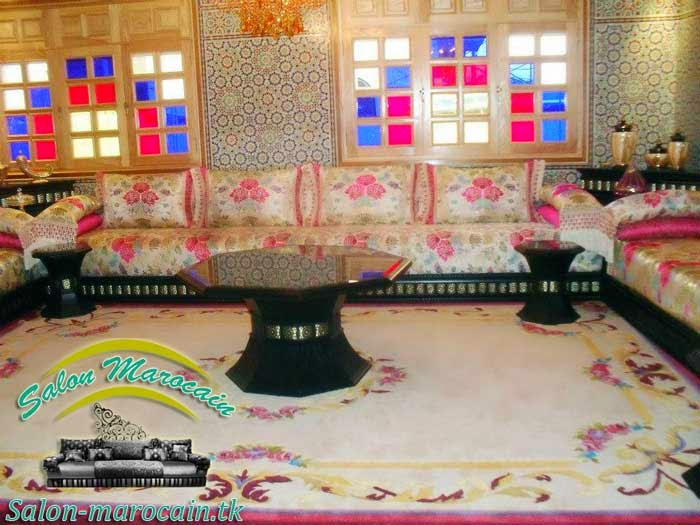Salon marocain excellent design
