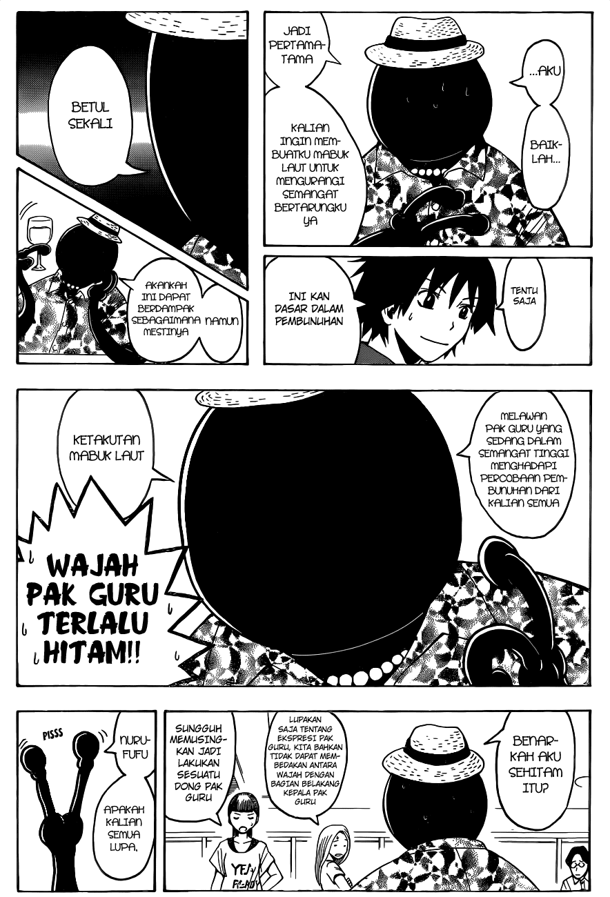 Komik assassination classroom 058 - waktunya dipulau 59 Indonesia assassination classroom 058 - waktunya dipulau Terbaru 15|Baca Manga Komik Indonesia|