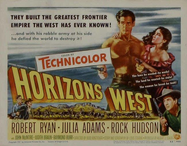 """Horizons West"" (1952)"