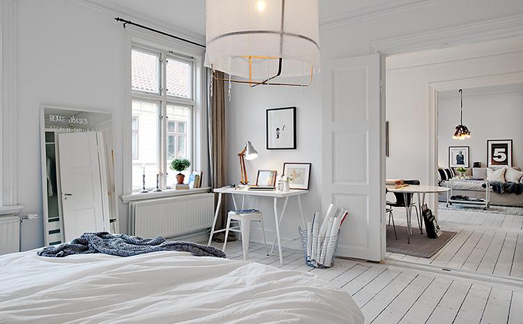yatak odasi 9 3 - Harika Yatak Odas� Dekorasyonlar�