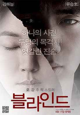 DOWNLOAD TO WATCH THE KOREAN MOVIE BLIND (2011) WITH ENGLISH SUBTITLE