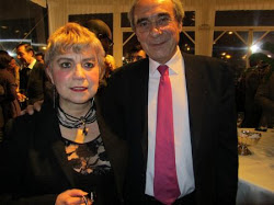 *Morgane BRAVO & Pr Bernard DEBRE Ancien Ministre, Député de Paris, 16ème Arrondissement (Nord)*
