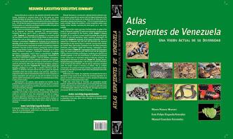 Atlas Serpientes de Venezuela