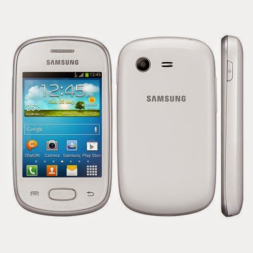 Samsung Galaxy Star Blanc Comparatif Smartphone