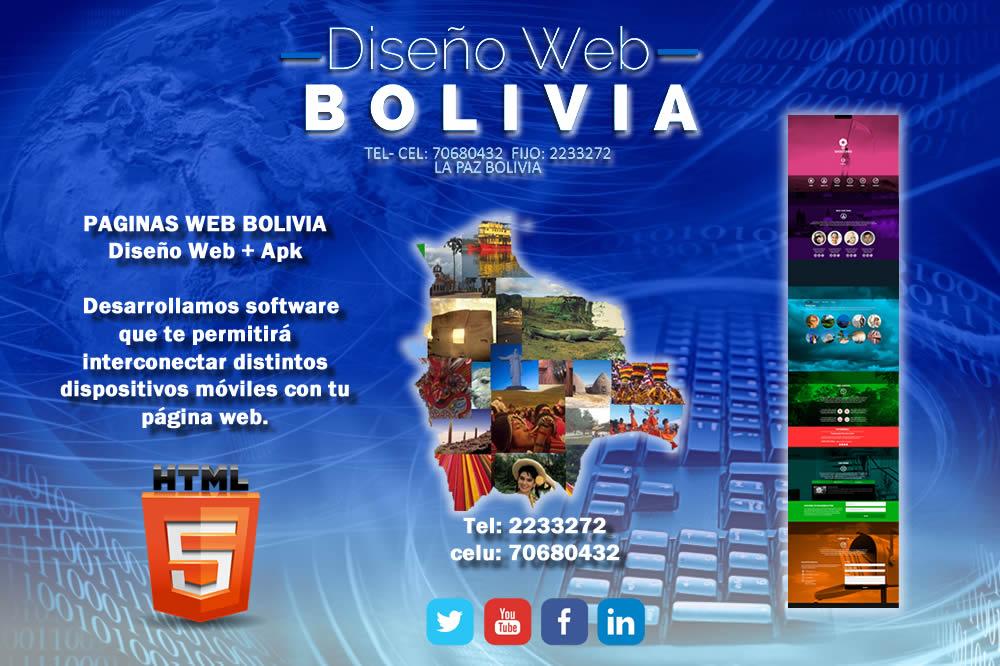 BOLIVIA WEB