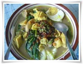 Cara Membuat Masakan soto Rujak Khas Banyuwangi