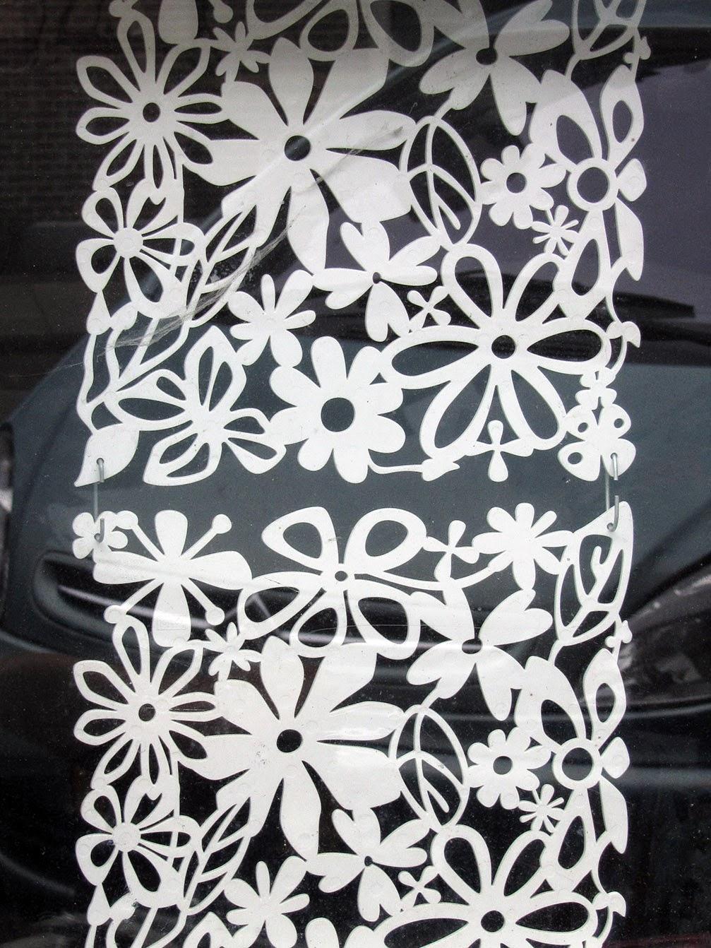white paper cuts