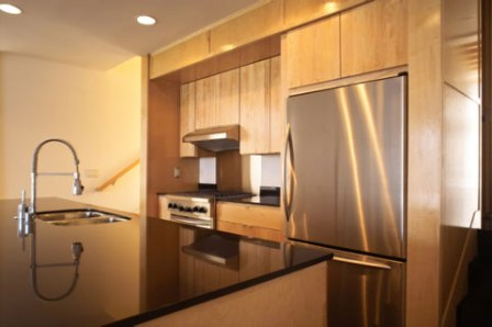 Gambar Desain Dapur Minimalis, Sederhana, tapi Modern