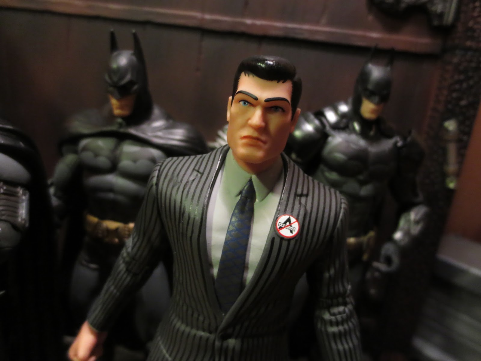 Action Figure Barbecue: Christmas Haul 2015: Batman ...