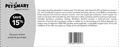 petsmart printable coupons