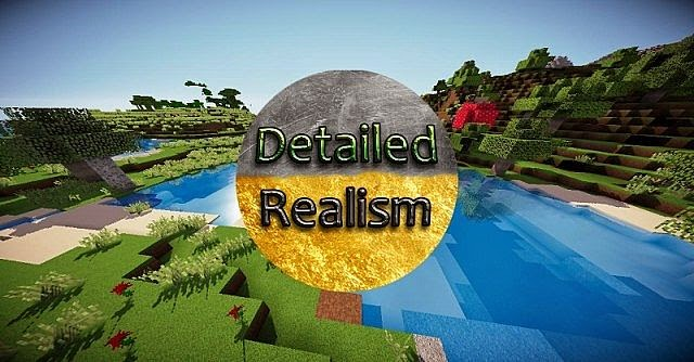 Detailed Realism Resource Pack