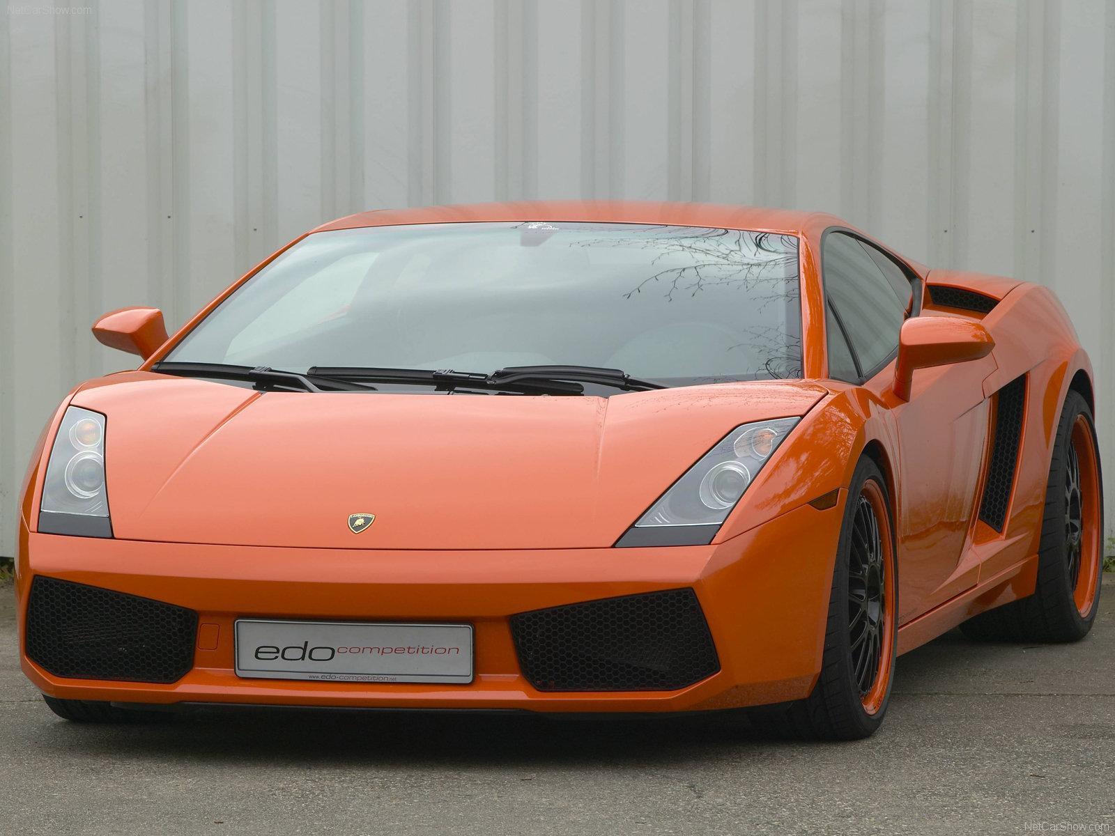 Hình ảnh siêu xe Edo Lamborghini Gallardo 2005 & nội ngoại thất