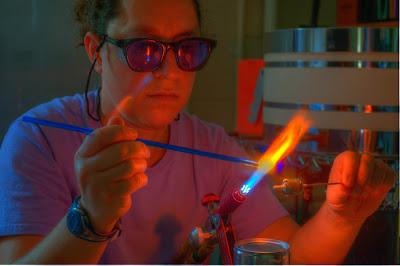 Lampwork Bead Mega Minor Torch by flutterbybutterfly flutterbyfoto
