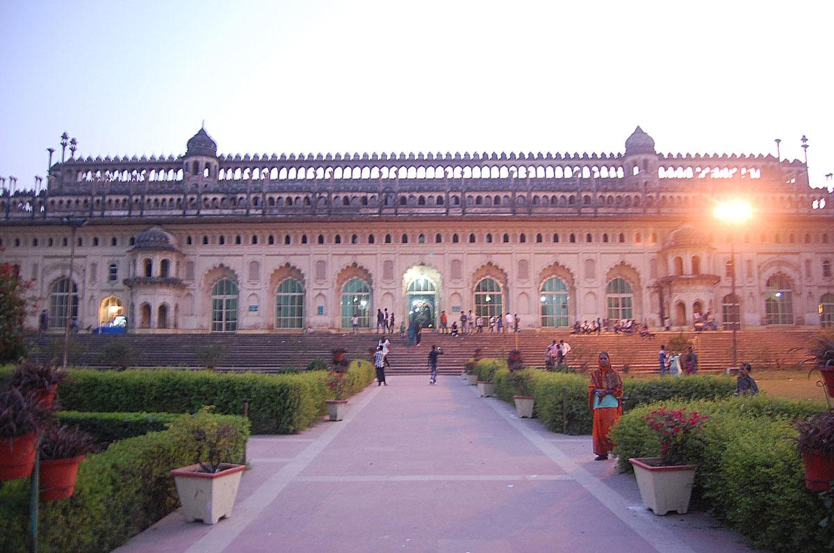 The Bada Imambara Lucknow, Asafi Imambara,  Imambargah,  Bhulbhulayah,