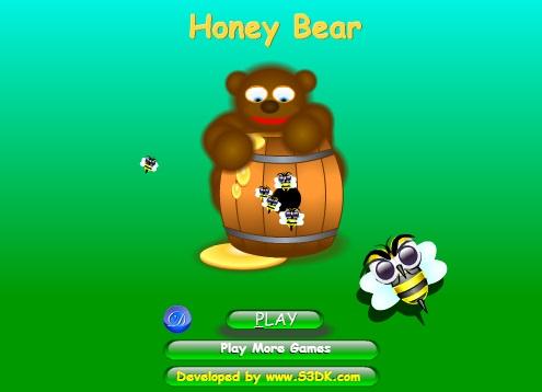 Медовый медведь или Мишка в улье.