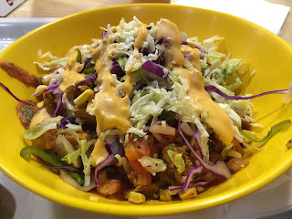 Burrito Bowl at Picantos Pune.