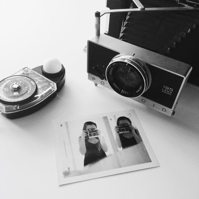 Polaroid 195 FP3000B
