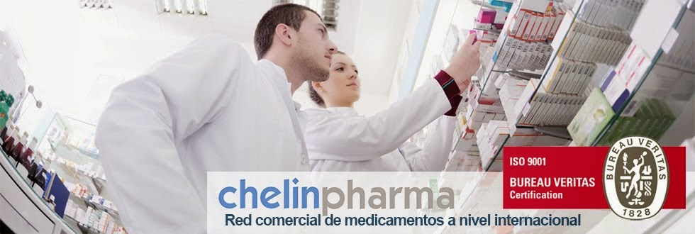 Chelin Pharma, distribución productos para farmacias.