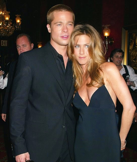 Jennifer Aniston Brad Pitt Wedding: Starhooks * * *: Best Celebrity Divorce Announcements