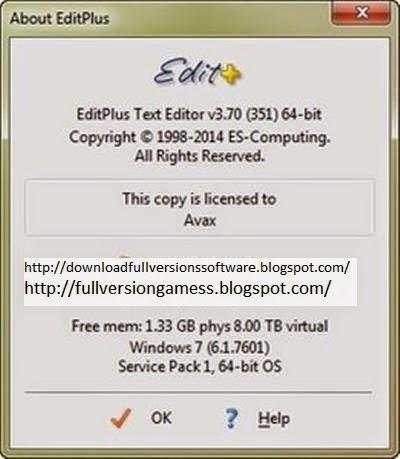 editplus portable free download