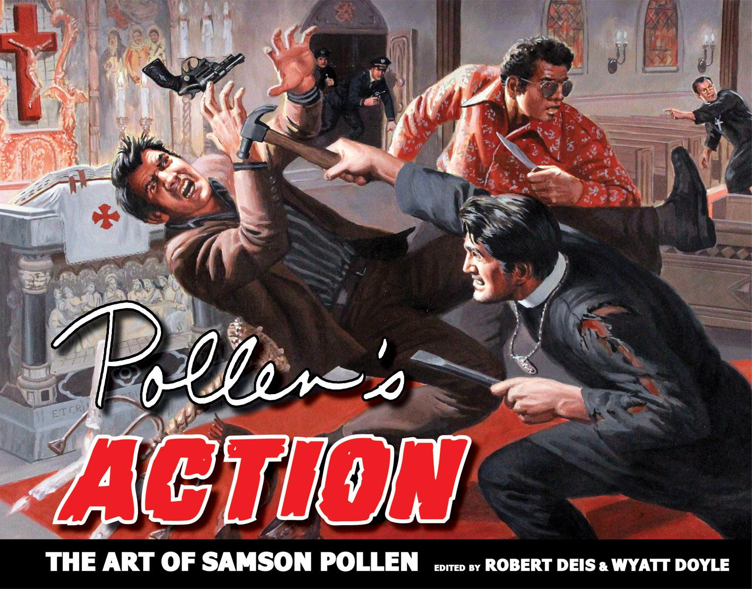 POLLEN'S ACTION / Samson Pollen