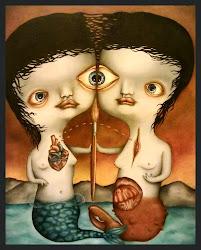 """The Gaia Twins"", 2013"