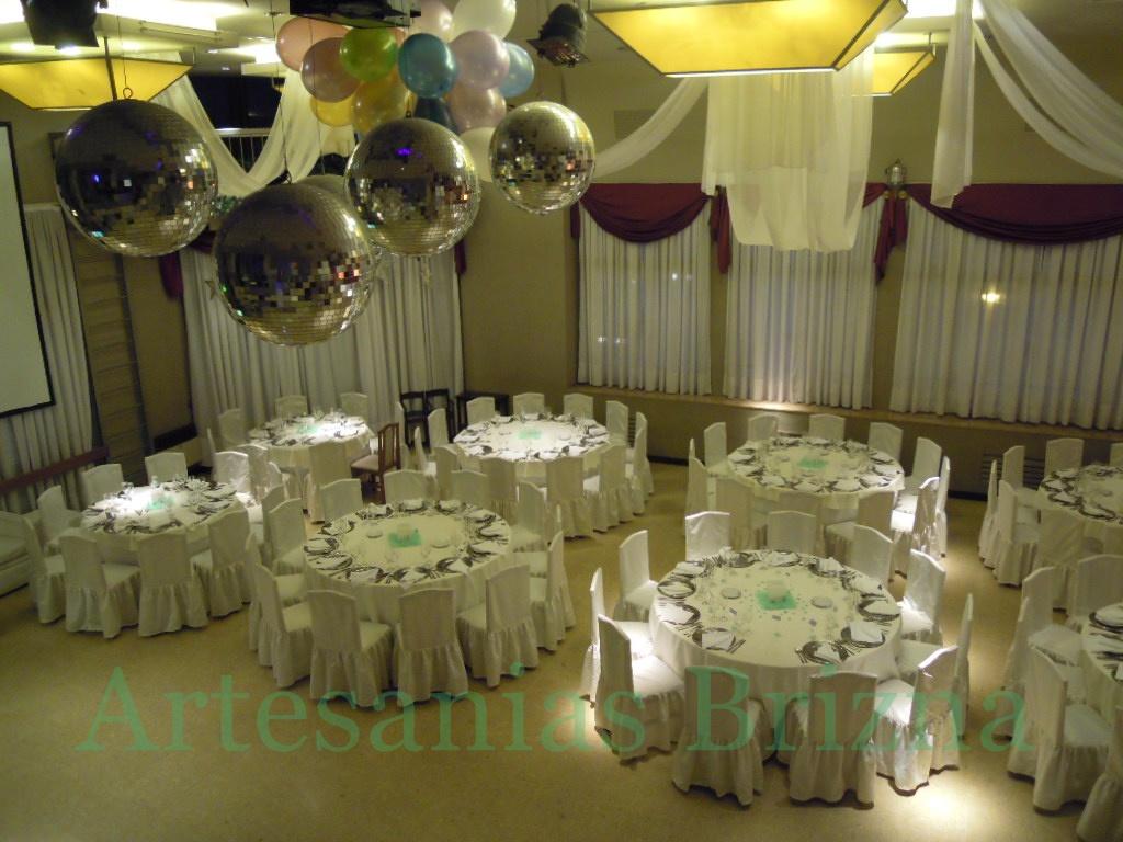 Salones decorados para 15 a os imagui for Salones decorados para 15