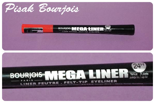 mega liner bourjois eyeliner