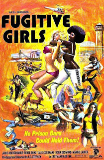 Five Loose Women / Fugitive Girls 1974