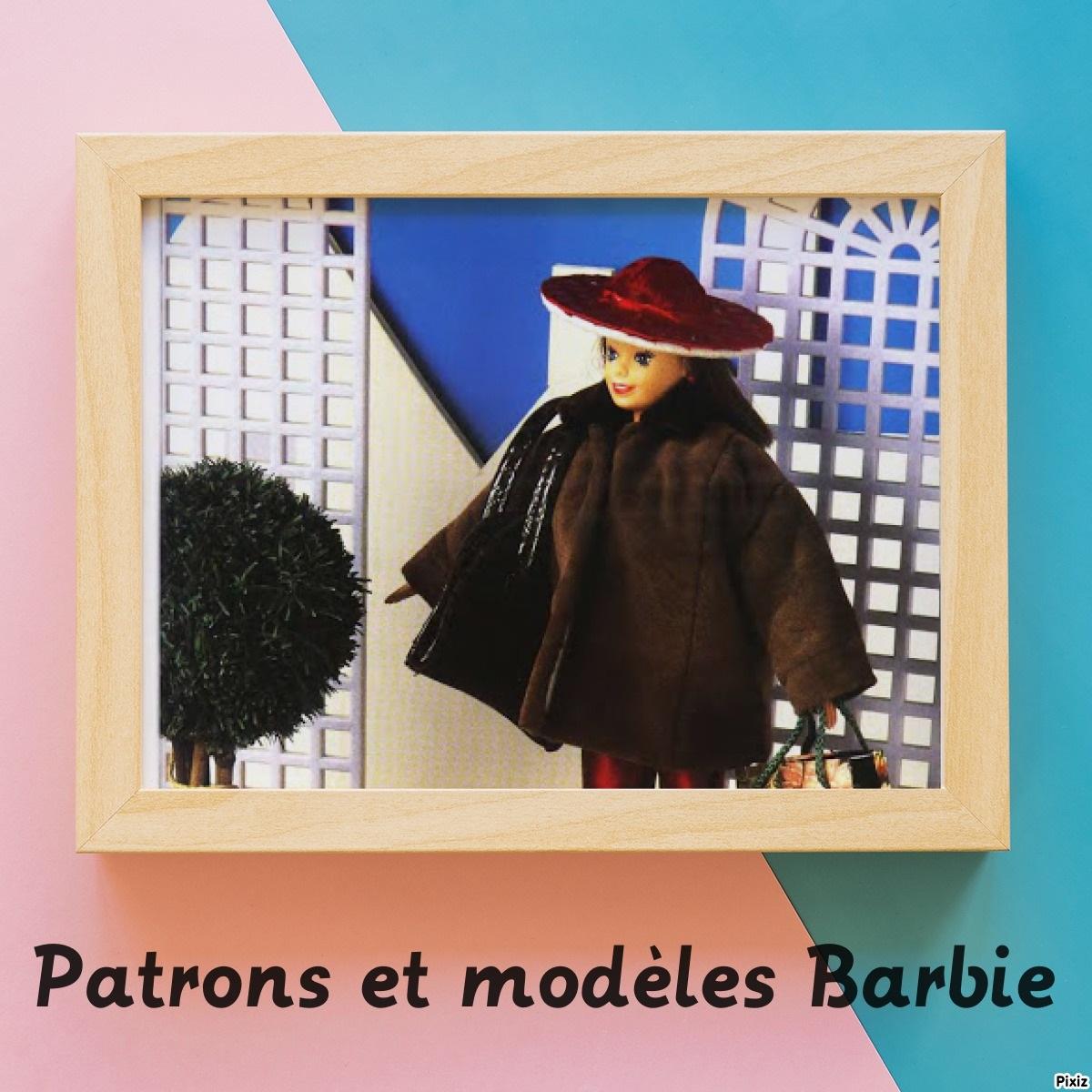 Patrons et modèles gratuits pour Barbie