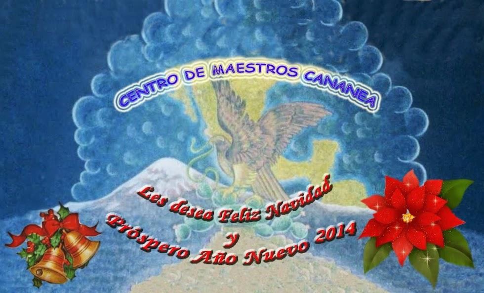 Centro de Maestros Cananea