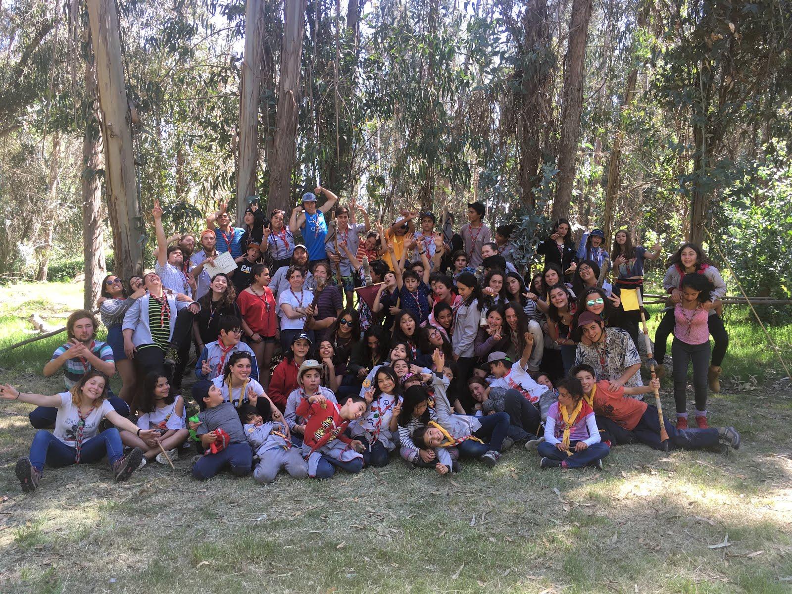 Campamento Primavera 2018
