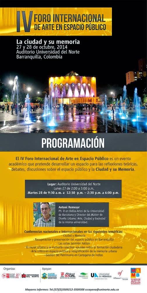 foro_espacio_público_uninorte_la-ciudad-y_su_memoria_vamosenmovimiento.blogspot.com_1