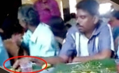 Kerala funny marriage dinner