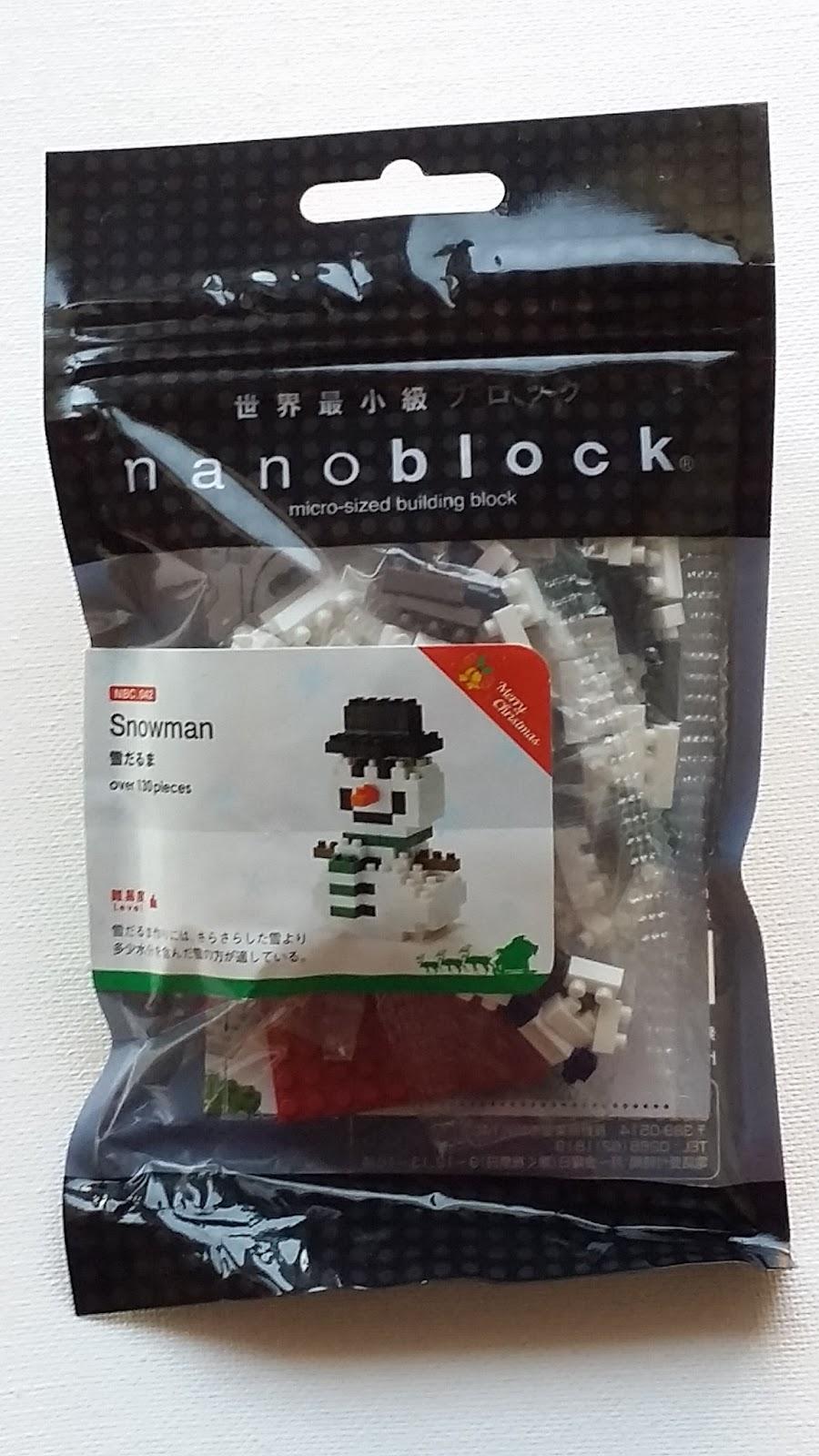 Nano Block Micro-Sized Building Blocks NBC-053 NEW NANOBLOCK Grand Piano White
