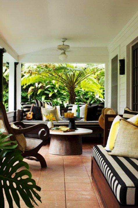 Decoracion de porches decorar tu casa es for Porches de ocasion