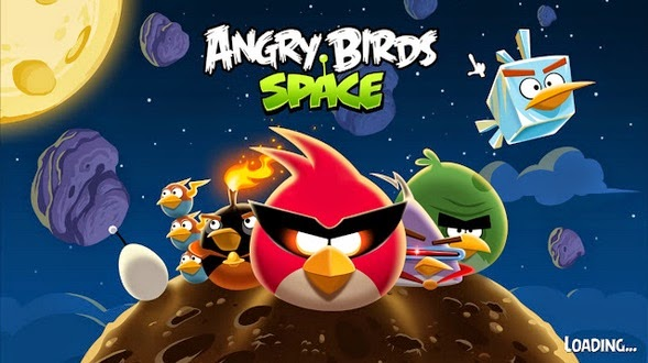 angry birds space, pc game