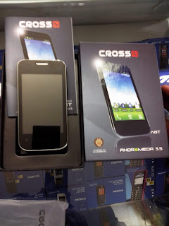 Root Flash Rom Android Cross A8T CPU MTK 6573